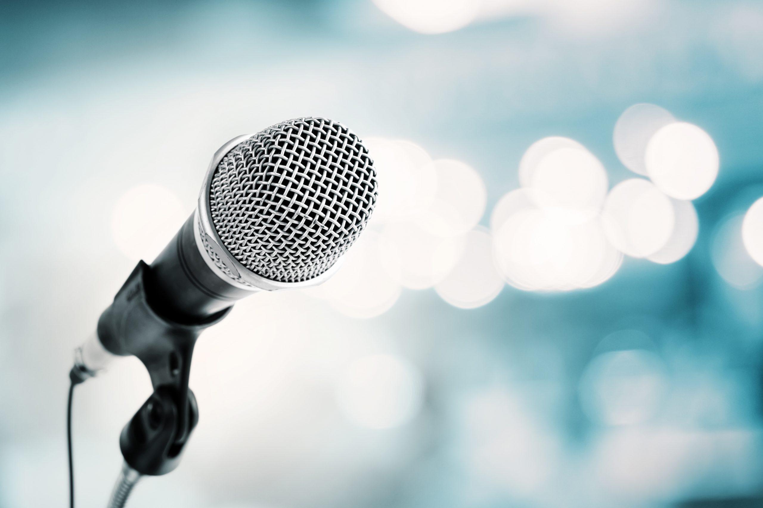 Mikrofon funktioniert nicht