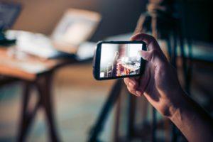 Smartphone Online Kurs erstellen