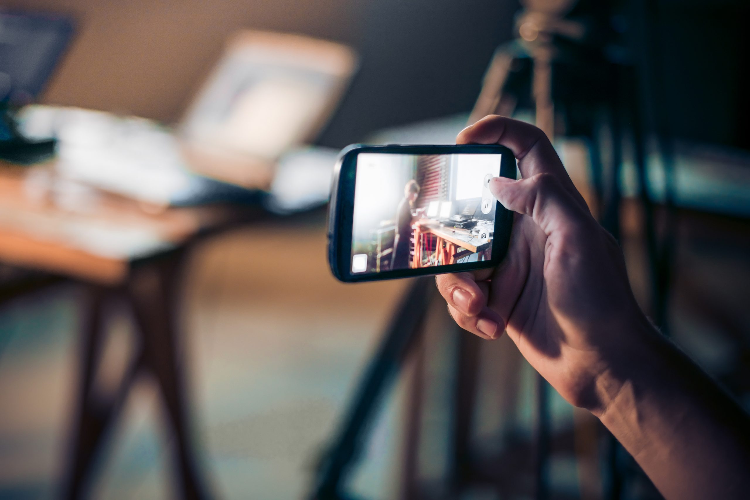 Android Smartphone Video Bearbeiten